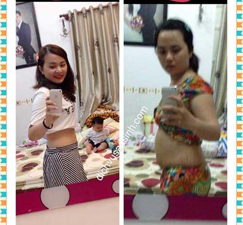 Các nguyên tắc giảm cân sau sinh hiệu quả