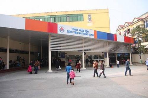 Khám dinh dưỡng cho trẻ ở Hà Nội