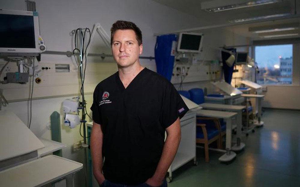 Những rủi ro trong ICU